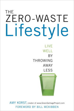 Zero waste lifestyle - live well by throwing away less