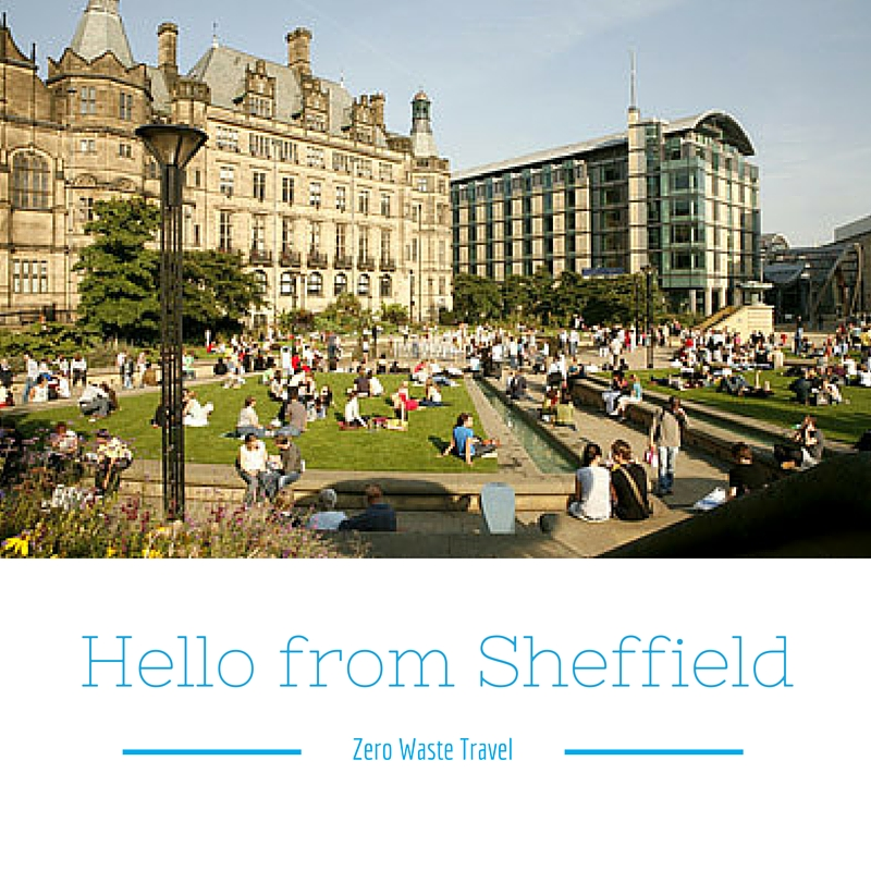 Hello from Sheffield