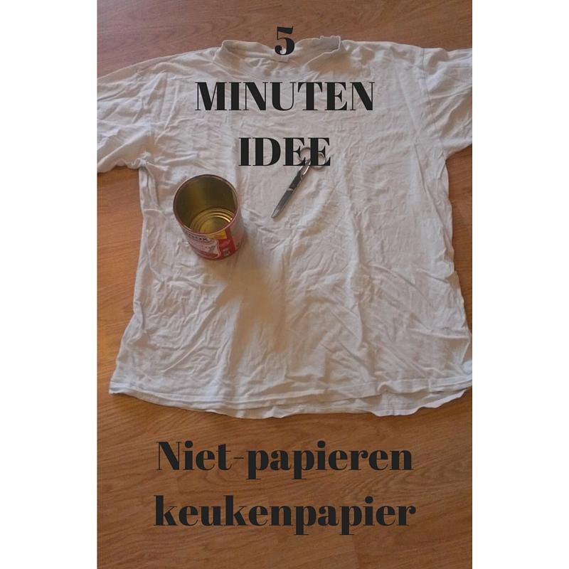 Niet-papieren keukenpapier