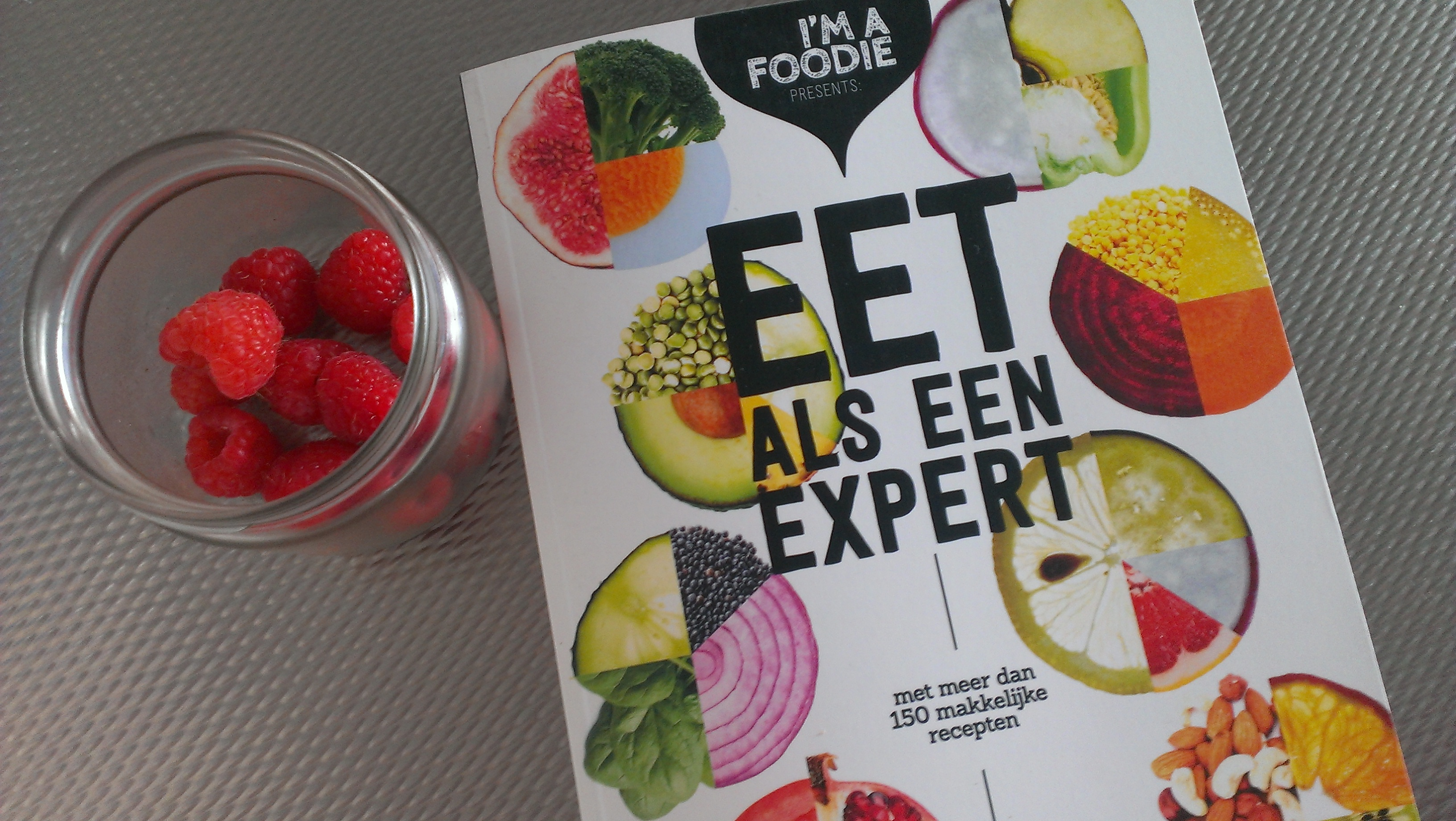 Eet als een expert - cover
